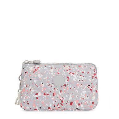 Creativity Large Printed Pouch - Speckled