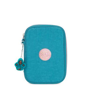 100 Pens Case - Turquoise Sea