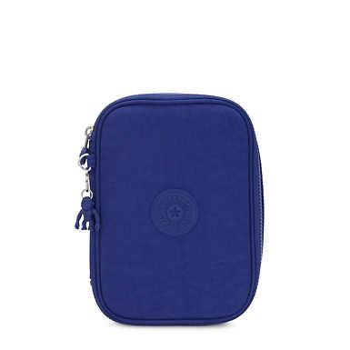 키플링 100 펜 케이스 Kipling 100 Pens Case,Laser Blue