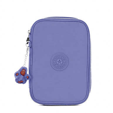 100 Pens Case - Bold Purple