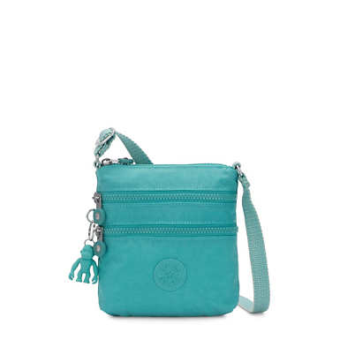 Alvar Extra Small Mini Bag - Seaglass Blue