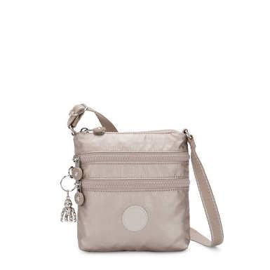 Alvar Extra Small Metallic Mini Bag - Metallic Glow