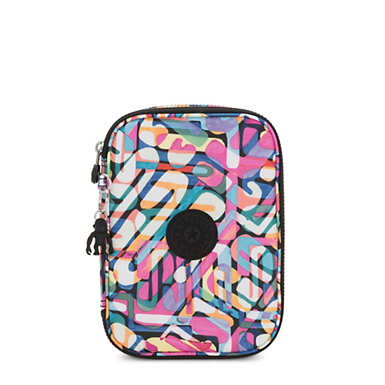 100 Pens Printed Case - Wild Melody