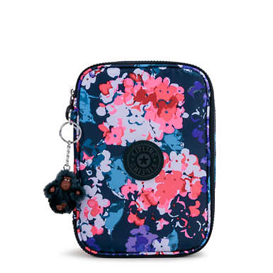 100 Pens Printed Case - Blushing Blooms