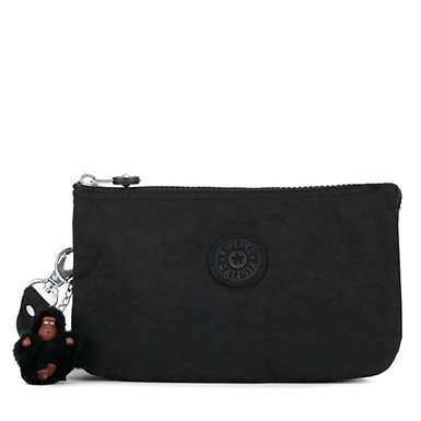 Creativity Extra Large Pouch - Black Tonal Zipper