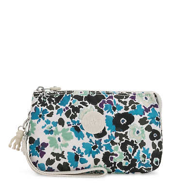 Creativity Extra Large Printed Pouch - Field Floral