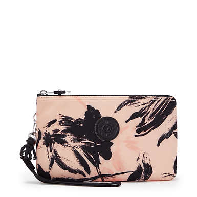 Creativity Extra Large Printed Wristlet