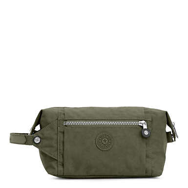 Aiden Toiletry Bag - Jaded Green