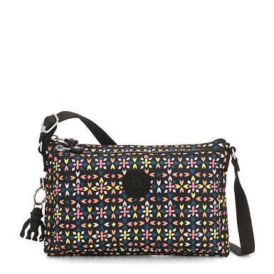 Mikaela Printed Crossbody Bag