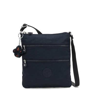 Keiko Crossbody Mini Bag - True Blue Tonal