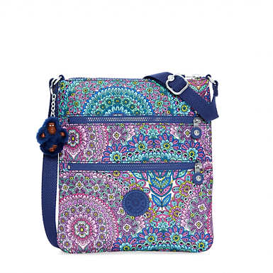 Keiko Crossbody Mini Bag - Sunshine Happy Purple