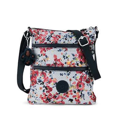 Keiko Crossbody Mini Bag - Busy Blossoms