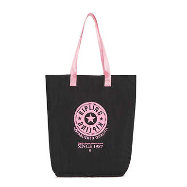 Hip Hurray Foldable Tote Bag - undefined