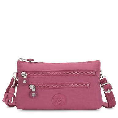 Laurie Convertible Crossbody Bag - Fig Purple