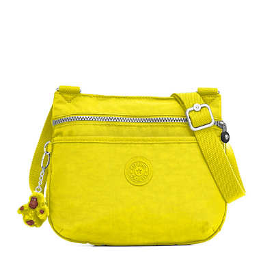 Emmylou Crossbody Bag - Honeydew