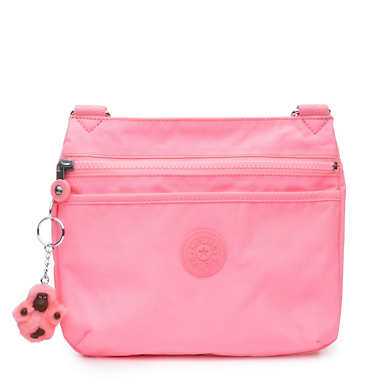 Emmylou Crossbody Bag - Conversation Heart Tonal Zipper