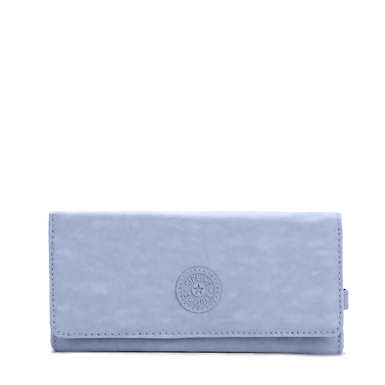 New Teddi Snap Wallet - Belgian Blue