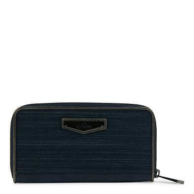Nimmi Wallet - Eclipse Blue