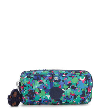 Wolfe Printed Pencil Pouch