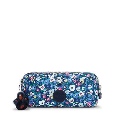 Wolfe Printed Pencil Pouch - undefined