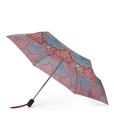 Auto Open Printed Umbrella - Sunshine Happy