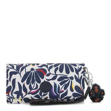 Rubi Large Wristlet Wallet - Floral Flourish