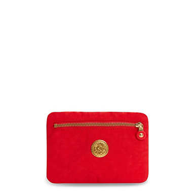 Lunar New Year Rumi Pouch - Tango Red