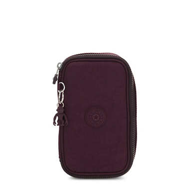 50 Pens Case - Dark Plum