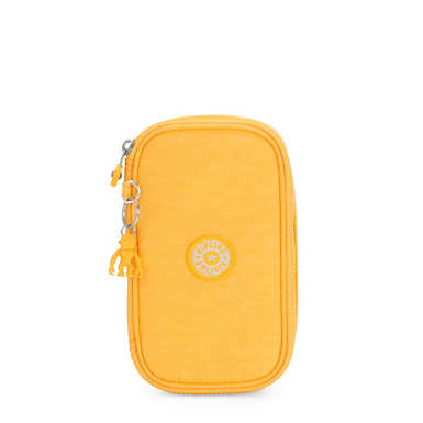 50 Pens Case - Vivid Yellow