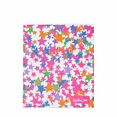 Printed  Boxed Notebook - Kaleidoscope Block