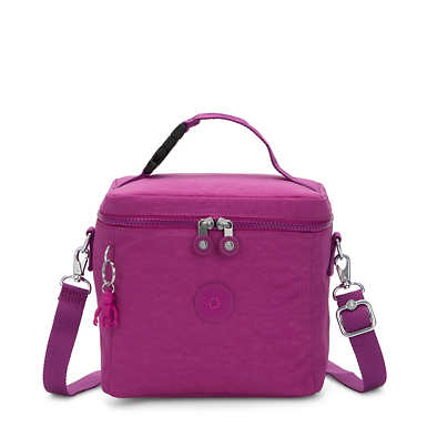 Graham Lunch Bag - Bright Pink