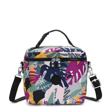 Graham Printed Lunch Bag - Active Jungle