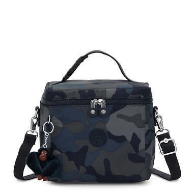 Graham Printed Lunch Bag - Cool Camo