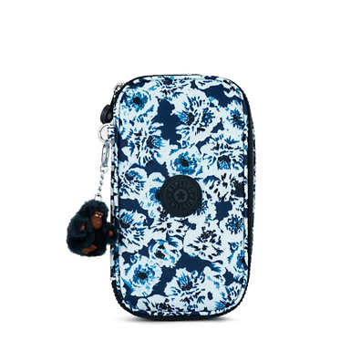 50 Pens Printed Case - Roaming Roses