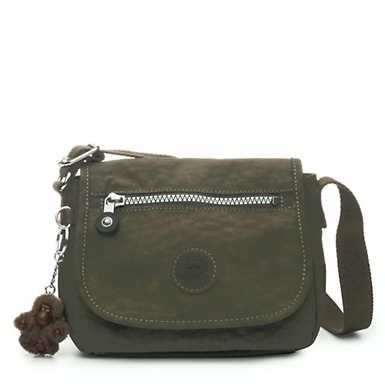 Sabian Crossbody Mini Bag - Jaded Green