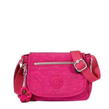 Sabian Crossbody Mini Bag - Very Berry