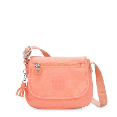 Sabian Crossbody Mini Bag - Peachy Coral