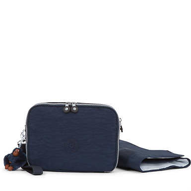 Zimma Diaper Changing Pad Clutch - True Blue