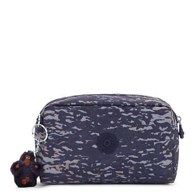 Gleam Printed Pouch - Water Camo