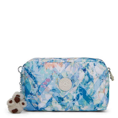 Gleam Printed Pouch - Boogie Beach