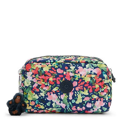 Gleam Printed Pouch - Sweet Bouquet