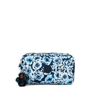 Gleam Printed Pouch - Roaming Roses