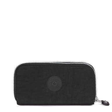 Uzario Large Wallet - Black
