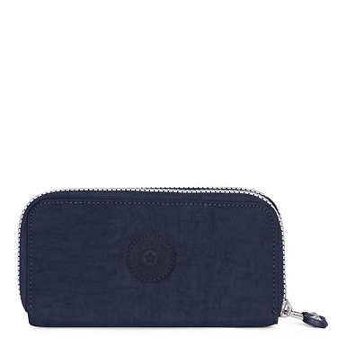 Uzario Large Wallet  - True Blue