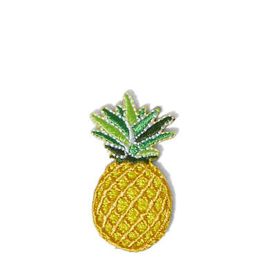 Pineapple Peel and Stick Patch - Multi