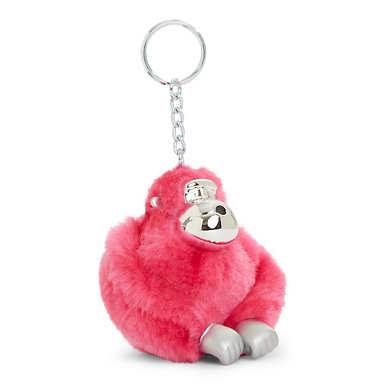 Kyle Glactic Monkey Keychain - Hydrangea