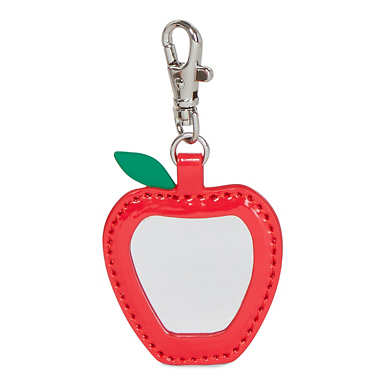 Disney's Snow White Mirror Keychain - Red