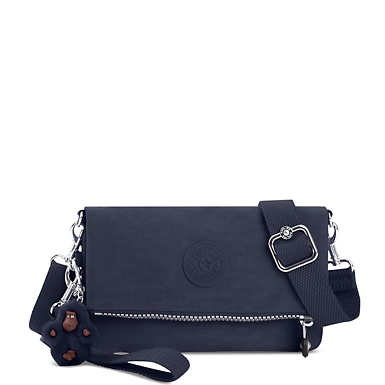 Lynne Convertible Crossbody Bag - True Blue
