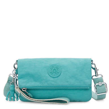 Lynne 3-in-1 Convertible Crossbody Bag - Seaglass Blue
