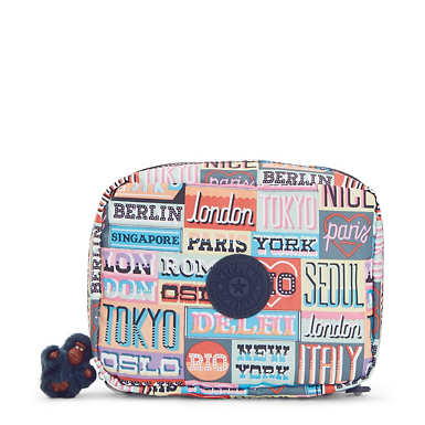 Beauty Printed Travel Case - Hello Weekend